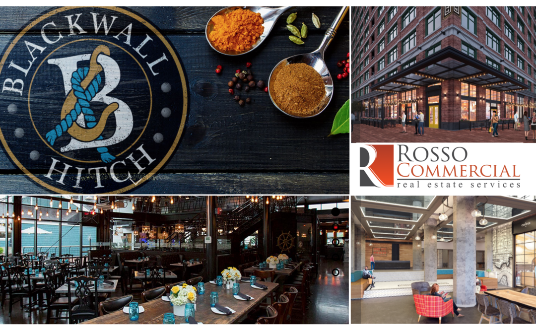 Blackwall Hitch signs 10,300 SF deal in Baltimore City to open 4th location