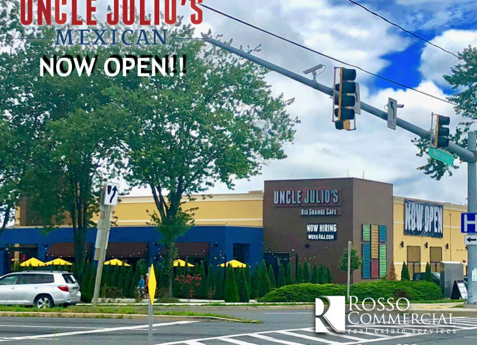 Uncle Julio's now OPEN in Annapolis!