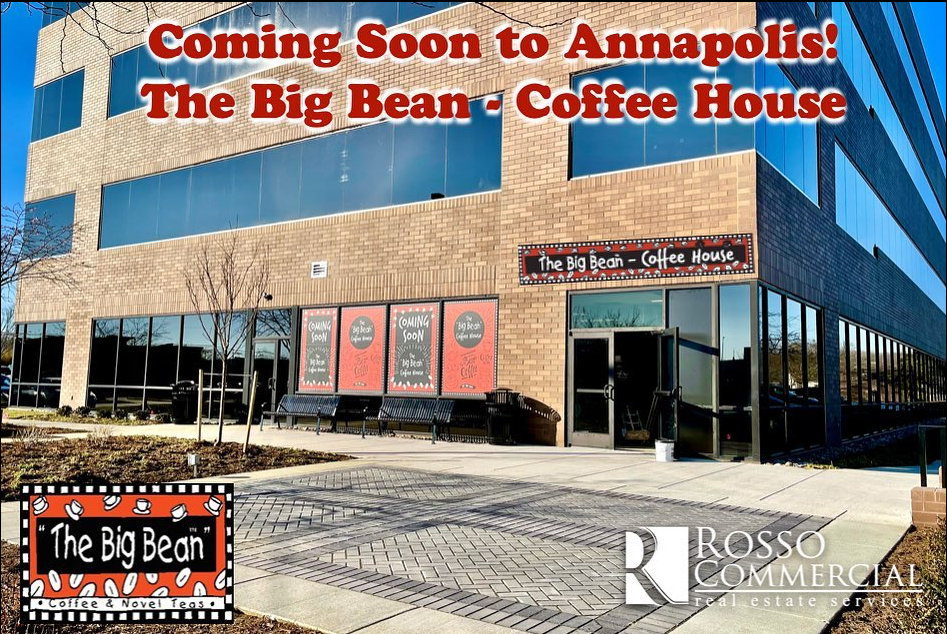 The Big Bean Coffee House to open 2nd Location in Annapolis!